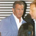 Mel Gibson And Other Stars Attend <em>Machete Kills</em> Premiere