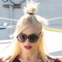 Gwen Stefani And Her Baby Bump Hangs Out With Her Family