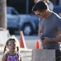 Olivier Martinez Bonds With Halle Berry's Daughter Nahla