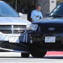 Kardashian TV Crew Crashes With Paparazzo