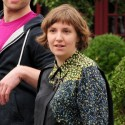 Lena Dunham Wears Terrible Outfit On Fuse TV