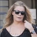 Leann Rimes Looks Fuller Figured Filming Reality Show