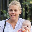 Busy Philipps Attends A Birthday Party With Daughter Cricket