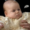 Prince George Gets Christened!