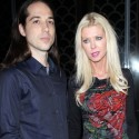 Tara Reid And Boyfriend Erez Eisen Do Dinner