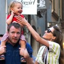 Guy Ritchie Vacations In Italy With Wife And Kids
