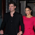 Robin Thicke And Paula Patton Attend The GQ Gentlemen's Ball