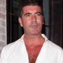 Simon Cowell Spends A Night Out With Friends