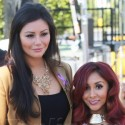 Snooki And JWoww Promote Their Reality Show