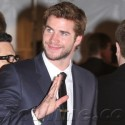 Liam Hemsworth Attends The <em>Thor: Dark World</em> Premiere
