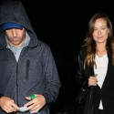 Olivia Wilde And Jason Sudeikis Leave The Staples Center