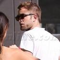 Rob Pattinson Hits The Gym
