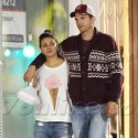 Mila Kunis And Ashton Kutcher Have A Romantic Evening Out