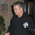 Alec Baldwin Is Spotted During Courtroom Stalking Controversy