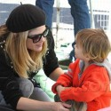 Selma Blair Has A Day Of Fun WIth Her Little Arthur