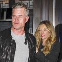 Eric Dane And Rebecca Gayheart Do Dinner At Hakkasan