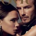 David And Victoria Beckham In French <em>Vogue</em>