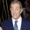 Mel Gibson Parties It Up At Bootsy Bellows