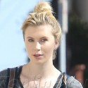 Ireland Baldwin Steps Out With A Pal