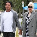 Gwen Stefani And Gavin Rossdale Lunch In The Valley