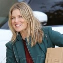 Ali Larter Does Some Un-Shopping At Barneys New York