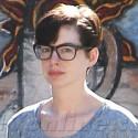 Anne Hathaway Is No Princess