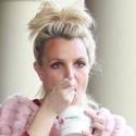Britney Spears Grabs Some Frozen Yogurt With Her Boys