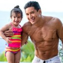 Mario Lopez And Family Spend Holidays In Mexico