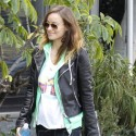 Olivia Wilde Can't Hide Her Baby Bump