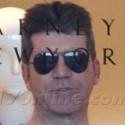 Simon Cowell And Laura Silverman Stop At Barneys
