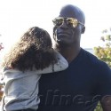 Seal Spends Time With His Kids