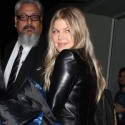 Fergie Attends Event In Beverly Hills