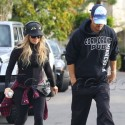 Fergie And Josh Duhamel Have A Hike Date
