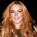Lindsay Lohan Has A Good Time In N.Y.C.