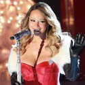 Mariah Carey Belts Out Holiday Tunes In The Big Apple