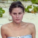 Olivia Palmero Hits The Beach In St. Barth