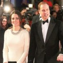 The Duke And Duchess Of Cambridge Hit The Red Carpet
