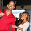 Will And Jada Smith Jet Out Of Los Angeles