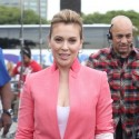 Alyssa Milano Steps Out Looking Fab After Jay Mohr Fat-Shaming Controversy