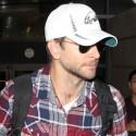 Bradley Cooper Returns To Los Angeles