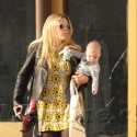 Busy Philipps Shows Off Baby Cricket In Los Angeles