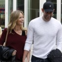 Emily Blunt And John Krasinski Go To The Movies