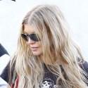 Fergie Goes Shopping While Josh Duhamel Runs Errands