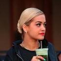 Rita Ora And Calvin Harris Share A