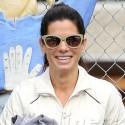 Sandra Bullock Is Happy-Go-Lucky After Oscar Nom
