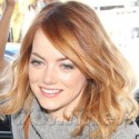 Emma Stone Is All Smiles At LAX