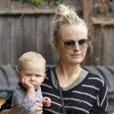 Malin Akerman And Busy Phillips Are Moms On The Go!