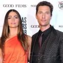 Matthew McConaughey And Wife At <em>Dallas Buyers Club</em> Premiere