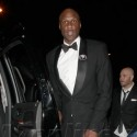 Lamar Odom Makes Surprise Appearance At 1 OAK In West Hollywood