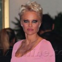 Pamela Anderson Shows Off Her Wedding Ring